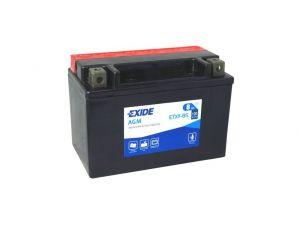 MOTO BATERIE EXIDE ETX9-BS 8AH 120A 12V AGM
