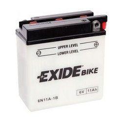 EXIDE CONVENTIONAL 6V 11AH 95A 6N11A-1B