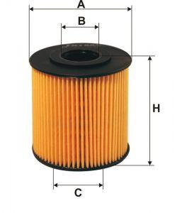 Olejový filtr Filtron OE 662