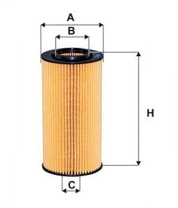 Olejový filtr Filtron OE 662/3