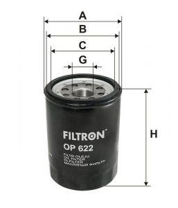 Olejový filtr Filtron OP 622