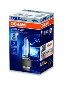 OSRAM XENARC COOL BLUE INTENSE D2S 66240CBI, 35W