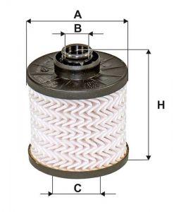 Palivový filtr Filtron PE 816/9