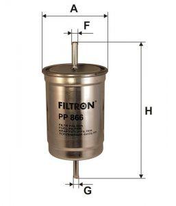 Palivový filtr Filtron PP 866