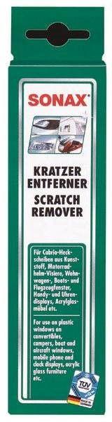 SONAX Odstraňovač škrábanců z plastů, 75ml
