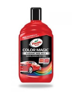 Turtle Wax Color Magic červený 500 ml