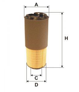 Vzduchový filtr Filtron AK 372