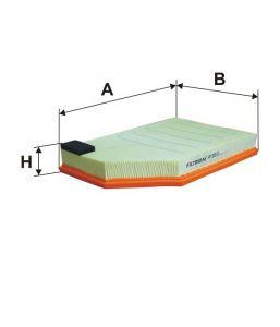 Vzduchový filtr Filtron AP 165/6