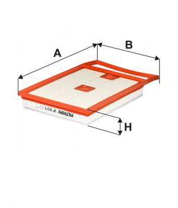 Vzduchový filtr Filtron AP 183/5