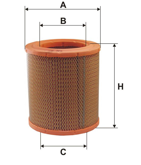 Vzduchový filtr Filtron AR 263