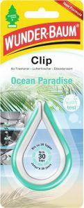 Wunder Baum Clip Car Air - Ocean Paradise