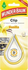 Wunder Baum Clip Car Air - Vanilla
