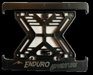 3D Podložka pod SPZ MOTO Enduro