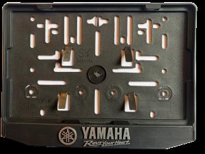 3D Podložka pod SPZ MOTO Yamaha