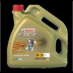 Castrol EDGE Titanium FST C3 5W-30 4L