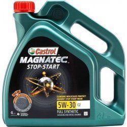 Castrol MAGNATEC STOP-START 5W30 C2 4L