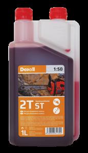 Dexoll Semisynthetic 2T ST 1L (červený)
