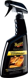 Meguiar's Gold Class Leather Conditioner 473 ml