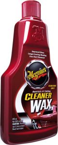 Meguiars Cleaner Wax Liquid 473ml - leštěnka a vosk 2v1