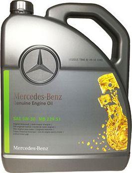 Mercedes-Benz 229.51 5W-30 5L