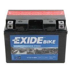 Motobaterie EXIDE YTZ14-BS, ETZ14-BS