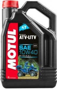 Motul ATV-UTV 4T 10W-40 4L
