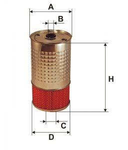 Olejový filtr Filtron OC 602