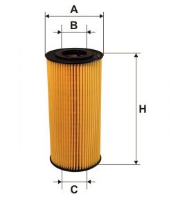 Olejový filtr Filtron OE 610A