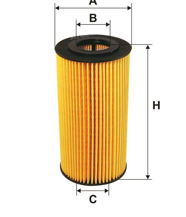 Olejový filtr Filtron OE 649/1