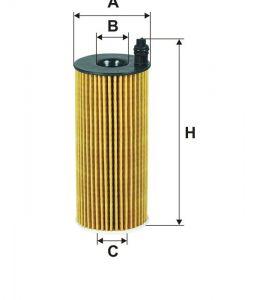 Olejový filtr Filtron OE 672/4