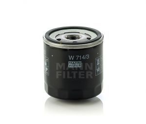 Olejový filtr Mann-Filter W 714/3