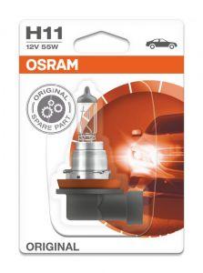 OSRAM H11 12V 55W PGJ 19-2