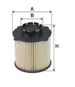Palivový filtr Filtron PE 982/1