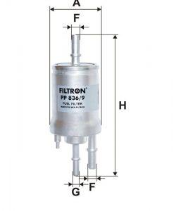 Palivový filtr Filtron PP 836/9
