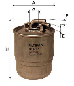Palivový filtr Filtron PP 841/7