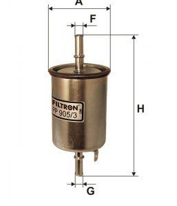 Palivový filtr Filtron PP 905/3