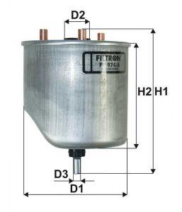 Palivový filtr Filtron PP 974/6