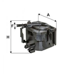 Palivový filtr Filtron PS 974/1
