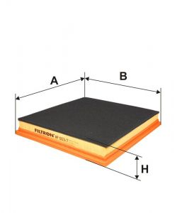 Vzduchový filtr Filtron AP 003/7