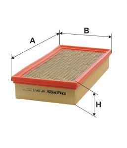 Vzduchový filtr Filtron AP 194/1