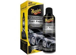 Meguiar's Ultimate Fast Finish - extrémně dlouhodobá ochrana laku 241 g
