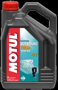 Motul Outboard Tech 4T 10W-30 5L