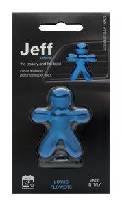 JEFF Osvěžovač modrý Lotus Blue