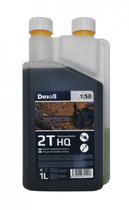 Dexoll Semisynthetic 2T HQ 1L (zelený)