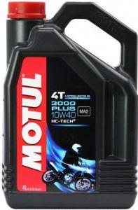 Motul 3000 4T 10W-40 4L