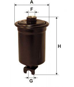 Palivový filtr Filtron PP 895