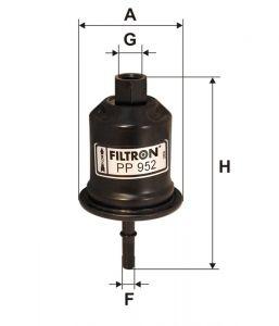 Palivový filtr Filtron PP 952