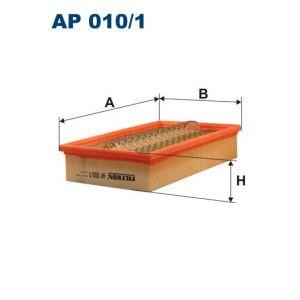 Vzduchový filtr Filtron AP 010/1