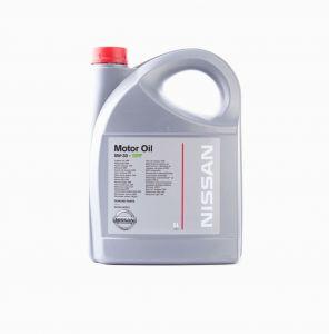 Originální Motorový olej Nissan 5W-30 5L
