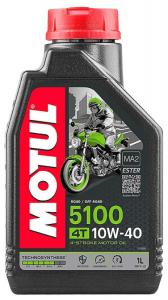 Motul 5100 Ester 4T 10W-40 1L